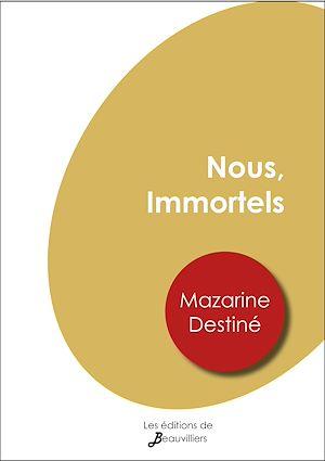 Téléchargez le livre :  Nous, Immortels