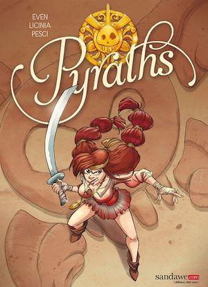 Téléchargez le livre :  Pyraths T01
