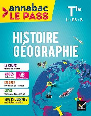 Téléchargez le livre :  Histoire-géo Tle L ES S