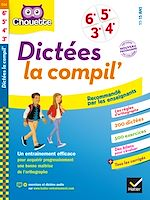 Télécharger le livre :  Dictées La compil' 6e, 5e, 4e, 3e Nouveaux programmes