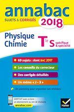 Télécharger le livre :  Annales Annabac 2018 Physique-chimie Tle S