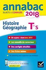 Télécharger le livre :  Annales Annabac 2018 Histoire-Géographie Tle S