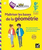 Télécharger le livre :  Mini Chouette Maîtriser les bases de la géométrie 6e/ 5e