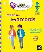 Télécharger le livre :  Mini Chouette Maîtriser les accords 6e/ 5e