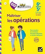 Télécharger le livre :  Mini Chouette Maîtriser les opérations 6e/5e
