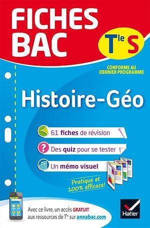 Téléchargez le livre :  Fiches bac Histoire-Géographie Tle S