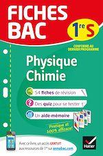 Télécharger le livre :  Fiches bac Physique-Chimie 1re S