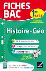 Télécharger le livre :  Fiches bac Histoire-Géographie 1re L, ES, S