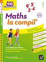 Télécharger le livre :  Maths La Compil' 6e, 5e, 4e, 3e