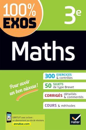Téléchargez le livre :  Maths 3e