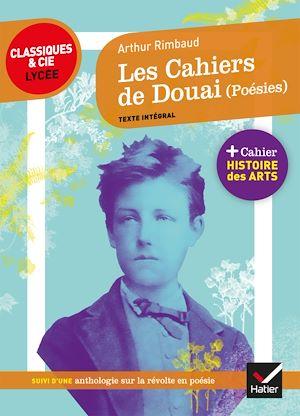 Téléchargez le livre :  Les Cahier de Douai (Poésies)