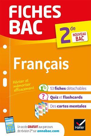 Téléchargez le livre :  Fiches bac Français 2de