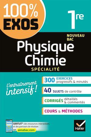 Téléchargez le livre :  Physique-Chimie 1re générale (spécialité)