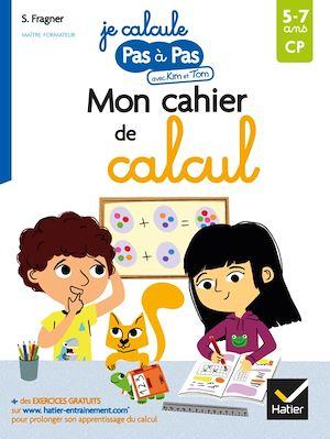 Téléchargez le livre :  Mon cahier de calcul