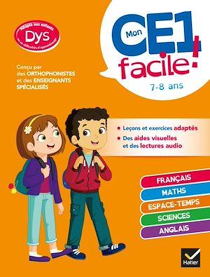Téléchargez le livre :  Mon CE1 facile ! dys