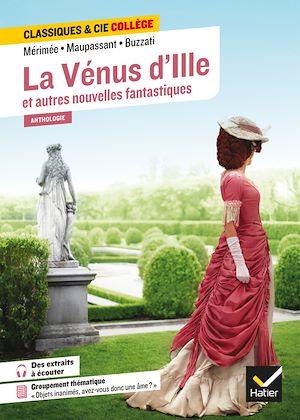 Téléchargez le livre :  La Vénus d'Ille et autres nouvelles fantastiques