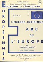 Télécharger le livre :  A.B.C. de l'Europe (2)