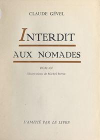 Télécharger le livre : Interdit aux nomades