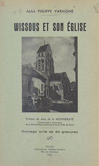 Téléchargez le livre :  Wissous et son église