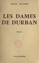 Télécharger le livre :  Les dames de Durban