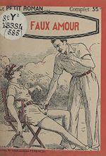 Télécharger le livre :  Le faux amour