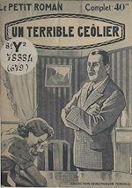 Télécharger le livre :  Un terrible geôlier