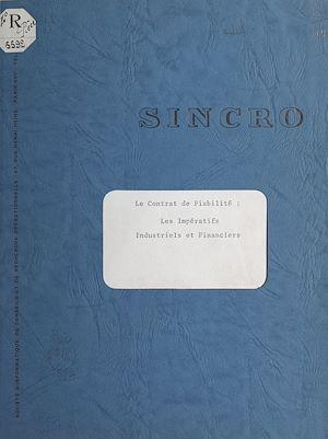 Téléchargez le livre :  Le contrat de fiabilité