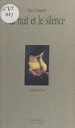 Télécharger le livre :  La nuit et le silence : Georges de La Tour