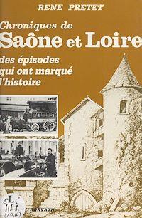 Télécharger le livre : Chroniques de Saône-et-Loire (3)