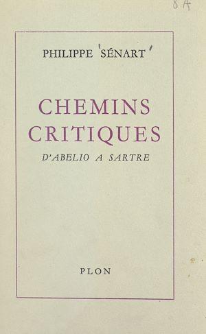 Téléchargez le livre :  Chemins critiques