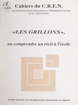 Téléchargez le livre :  Les Grillons