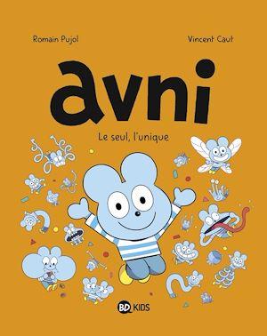 Téléchargez le livre :  Avni, Tome 05