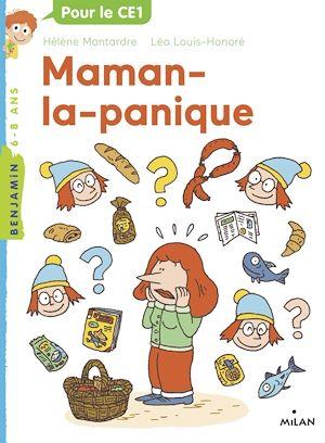 Téléchargez le livre :  Maman la panique