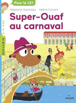 Téléchargez le livre :  Super Ouaf, Tome 03