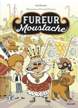 Téléchargez le livre :  Fureur Moustache