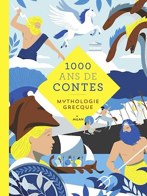 Téléchargez le livre :  Mille ans de contes mythologie grecque