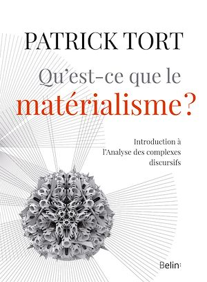 Téléchargez le livre :  Qu'est-ce que le matérialisme?