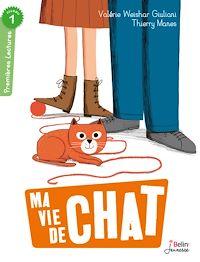 Télécharger le livre : Ma vie de chat