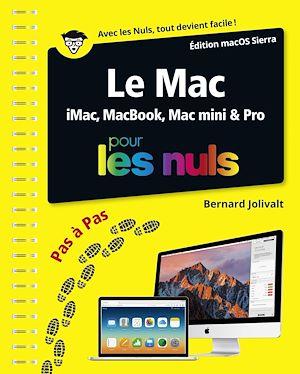 Téléchargez le livre :  Le Mac ed OS X 10.12 pas à pas Pour les Nuls