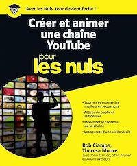 Télécharger le livre : Créer et animer une chaîne YouTube Pour les Nuls