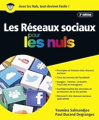 Télécharger le livre : Les réseaux sociaux Pour les Nuls, Nouvelle édition