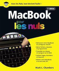 Télécharger le livre : MacBook, 5e édition Pour les Nuls