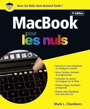 Téléchargez le livre :  MacBook, 5e édition Pour les Nuls