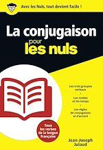 Télécharger cet ebook : La Conjugaison pour les Nuls poche