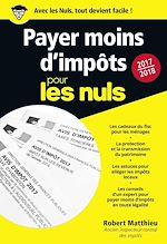 Télécharger le livre :  Payer moins d'impôt pour les Nuls 2017-2018 Poche