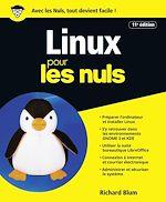 Télécharger le livre :  Linux 11e édition Pour les Nuls