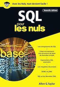 Télécharger le livre : SQL Poche Pour les Nuls, 3e