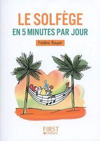 Télécharger le livre : Petit livre - Le solfège en 5 minutes par jour