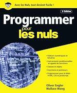 Télécharger le livre :  Programmer pour les Nuls, 3e édition