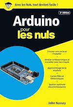 Télécharger le livre :  Arduino pour les Nuls poche, 2e édition